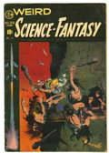 Golden Age (1938-1955):Science Fiction, Weird Science-Fantasy #29 (EC, 1955) Condition: VG....