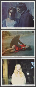 """Movie Posters:Horror, House of Dark Shadows (MGM, 1970). Color Stills (3) (8"""" X 10""""). Horror...."""