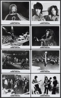 "Movie Posters:Rock and Roll, Gimme Shelter (20th Century Fox, 1970). Publicity Stills (16) (8"" X10""). Rock and Roll.... (Total: 16 Items)"
