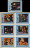 """Movie Posters:Thriller, What Ever Happened to Baby Jane? (Warner Brothers-Seven Arts, 1962). Lobby Cards (7) (11"""" X 14""""). Thriller.... (Total: 7 Items)"""