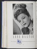 Movie Posters:Miscellaneous, Film Daily Year Book of Motion Pictures (Film and Television Daily, 1945-1946). Hardcover Books (2) (Multiple Pages). ... (Total: 2 Items)