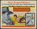 "Movie Posters:Adventure, Legend of the Lost (United Artists, 1957). Half Sheet (22"" X 28"")Style A. Adventure...."