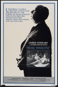 """Movie Posters:Hitchcock, Rear Window (Universal, R-1983). One Sheet (27"""" X 41"""").Hitchcock...."""