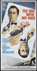 """Movie Posters:Action, The Spy With My Face (MGM, 1965). Three Sheet (41"""" X 81""""). Action...."""