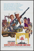 "Movie Posters:War, The Sand Pebbles (20th Century Fox, 1967). One Sheet (27"" X 41"").War...."