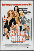 "Movie Posters:Bad Girl, The Single Girls (Dimension, 1973). One Sheet (27"" X 41""). BadGirl...."