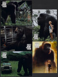 "Movie Posters:Adventure, Mighty Joe Young (Buena Vista, 1998). Lobby Cards (5) (11"" X 14"").Adventure.... (Total: 5 Items)"