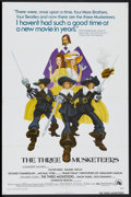 """Movie Posters:Adventure, The Three Musketeers (20th Century Fox, 1974). One Sheet (27"""" X 41""""). Adventure...."""