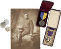 Baseball Collectibles:Others, Circa 1918 Gabby Street World War I Military Mementoes Lot....