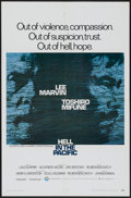 "Movie Posters:War, Hell in the Pacific (Cinerama Releasing, 1968). One Sheet (27"" X41""). War...."