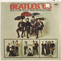 Music Memorabilia:Recordings, Beatles '65 Sealed Mono LP (Capitol 2228, 1964)....