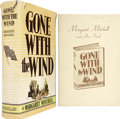 Books:First Editions, Margaret Mitchell. Gone With the Wind - First Edition [with]Pamphlet Annotated by Mitchell. New York: Macmillan... (Total: 2Items)