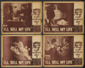 "Movie Posters:Cult Classic, City of Missing Girls (Select Attractions, 1941). Lobby Card Set of4 (11"" X 14""). Cult Classic.... (Total: 4 Items)"