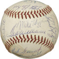 Autographs:Baseballs, 1959 Boston Red Sox Team Signed Baseball....
