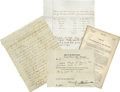 Books, Mint and Treasury Related Financial Documents.... (Total: 5 items)