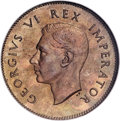 South Africa, South Africa: George VI Proof Set 1937,... (Total: 8 coins)