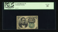 Fractional Currency:Fifth Issue, Fr. 1264 10c Fifth Issue PCGS Very Fine 35....
