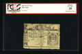 Colonial Notes:New York, New York February 16, 1771 £3 PCGS Apparent Very Fine 20....