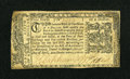 Colonial Notes:Maryland, Maryland April 10, 1774 $1/6 Very Fine....