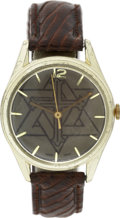 Music Memorabilia:Memorabilia, Elvis Presley's Star of David Watch....