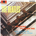 Music Memorabilia:Recordings, Beatles Please Please Me Mono LP (UK - Parlophone 1201,1964)....