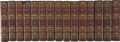 Books:Non-fiction, Oliver Wendell Holmes. Fifteen Volumes of the Works of OliverWendell Holmes, Comprised of Two Uniformly Bound Sets.... (Total:15 Items)