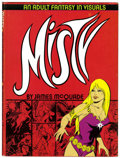 "Books:Hardcover, James McQuade - ""Misty"" (Sherbourne Press, 1972)...."