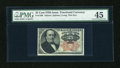 Fractional Currency:Fifth Issue, Fr. 1308 25c Fifth Issue PMG Choice Extremely Fine 45....