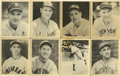 Baseball Cards:Lots, 1939 R334 Play Ball Group Lot of 53.... (Total: 53 cards)