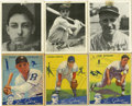Autographs:Bats, 1934 R320 Goudey (52) and 1936 R322 Goudey (28) Collection....(Total: 80 cards)