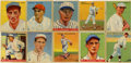 Baseball Cards:Lots, 1933 R319 Goudey Partial Set (171/240). ... (Total: 171 cards)