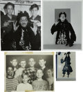 Movie/TV Memorabilia:Photos, Boris Karloff's Peter Pan Photo Archive. ...