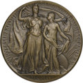 Expositions and Fairs, 1904 St. Louis Universal Expo Bronze Award Medal....