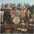 Music Memorabilia:Recordings, Beatles Sgt. Pepper's Lonely Hearts Club Band Mono LP (UK - Parlophone 7027, 1967)....