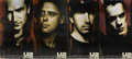Music Memorabilia:Memorabilia, U2 Rattle and Hum Standee....