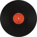 Music Memorabilia:Recordings, Beatles KYA Christmas Promo LP (KYA Radio, 1969)....