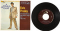 Music Memorabilia:Recordings, Elvis Presley A Touch of Gold Volume/EP (RCA 5088 Maroonlabel, 1959)....