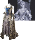 Movie/TV Memorabilia:Costumes, Theda Bara's Madame DuBarry Gown. ...