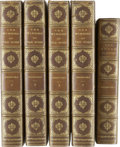 Books:Non-fiction, Two Theodore Roosevelt Works in Five Volumes.... (Total: 5 Items)