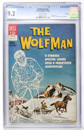 Silver Age (1956-1969):Horror, Movie Classics - Wolfman File Copy (Dell, 1964) CGC NM- 9.2Off-white pages....