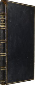 Books:First Editions, [George Cavendish]. The Negotiations of Thomas Woolsey, TheGreat Cardinall of England, Containing His Life and Death, v...