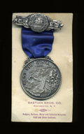 Expositions and Fairs, 1915 West Virginia / Pan-Pac Pin and Medal....