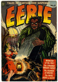 Golden Age (1938-1955):Horror, Eerie #6 (Avon, 1952) Condition: FN....