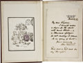 Books:Signed Editions, Lewis Carroll. Sir John Tenniel [illustrator]. Alice'sAdventures in Wonderland. New York: The Limited Editions ...