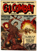 Golden Age (1938-1955):War, G.I. Combat #2 (Quality, 1952) Condition: VG/FN....