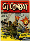 Golden Age (1938-1955):War, G.I. Combat #5 (Quality, 1953) Condition: FN....