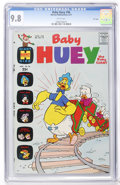 Bronze Age (1970-1979):Cartoon Character, Baby Huey, the Baby Giant #96 File Copy (Harvey, 1971) CGC NM/MT9.8 White pages....