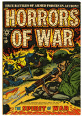 Golden Age (1938-1955):War, Horrors (of War) #11 (Star, 1953) Condition: FN/VF....