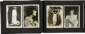 Movie/TV Memorabilia:Photos, Theda Bara's Personal Photo Album. ...