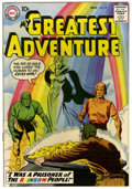 Silver Age (1956-1969):Adventure, My Greatest Adventure #25 (DC, 1958) Condition: VF-....